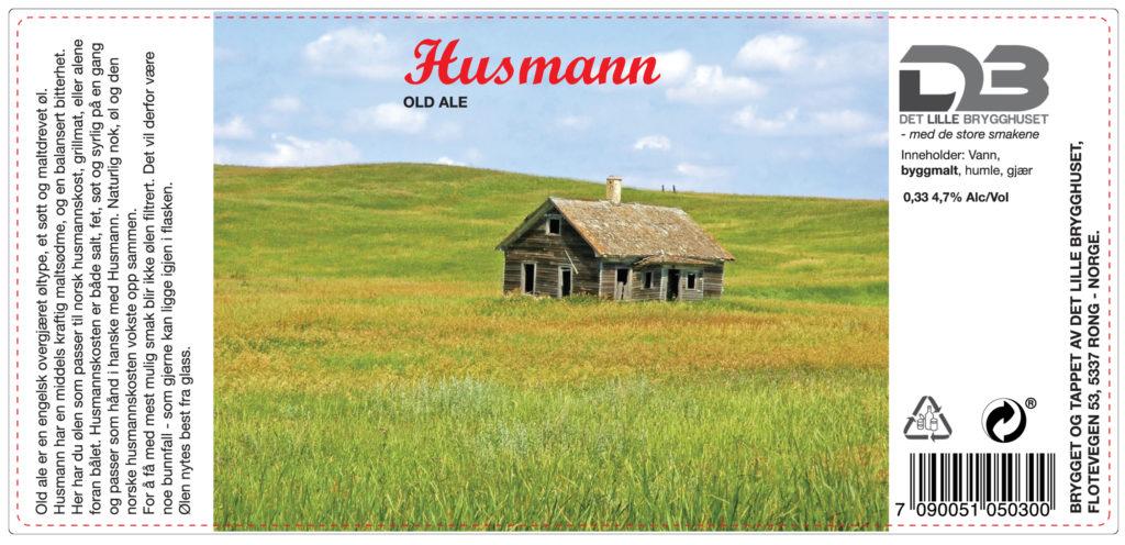 Husmann - old ale